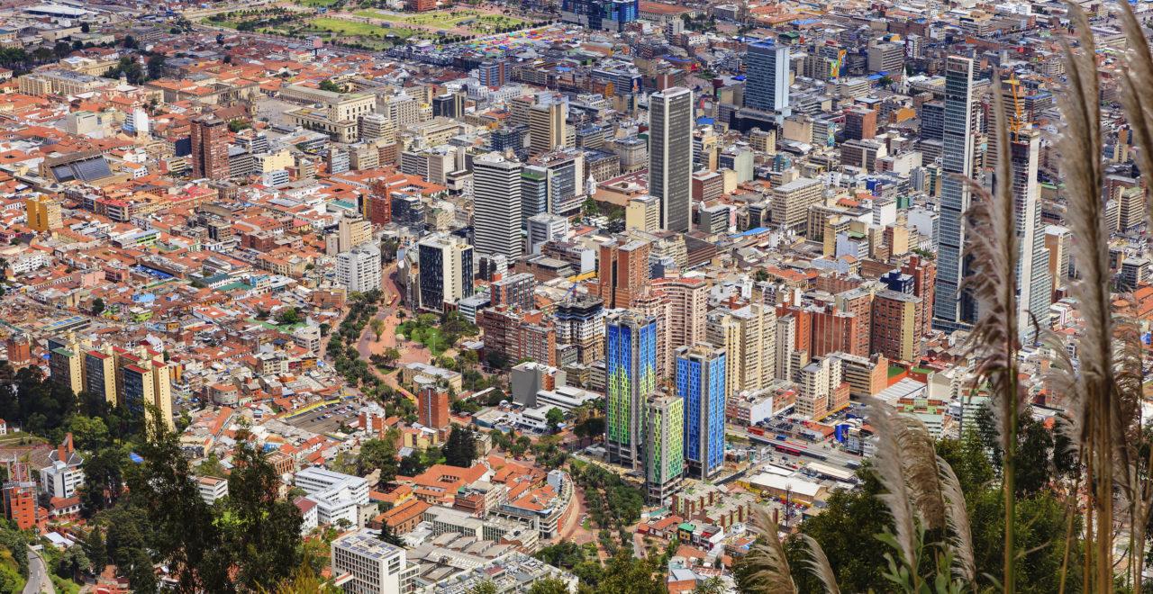 Monserrate, Bogota Colombia
