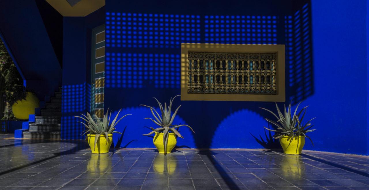 Majorelle Garden Marrakech Marokko