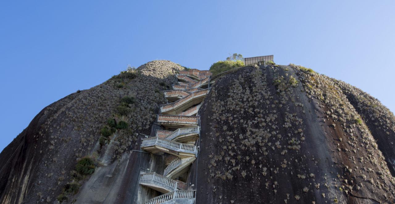Piedra el Penol, Guatape, Colombia