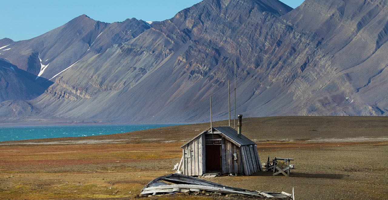 foto_Marcela Cardenas_www.nordnorge.com_Longyearbyen_fangstytte_Svalbard