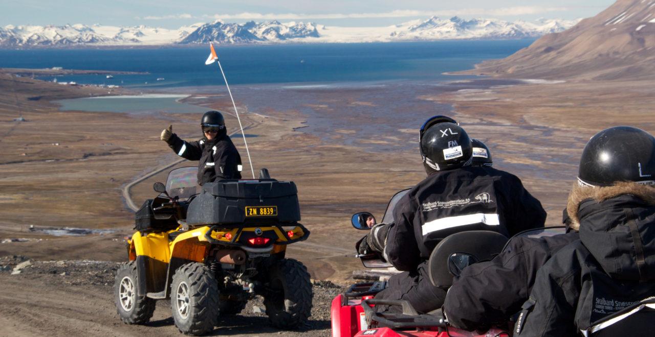 Svalbard ATV