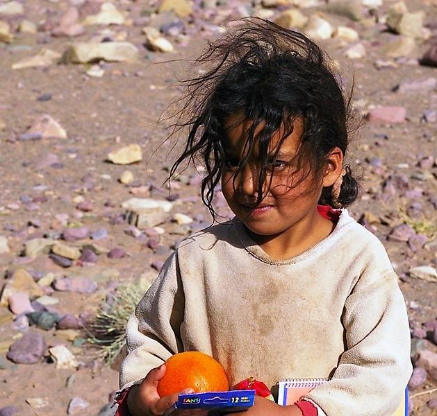 Marokko beduin