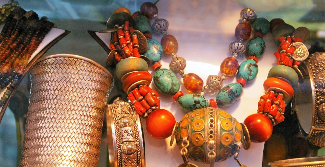 Berbersmykker Marokko