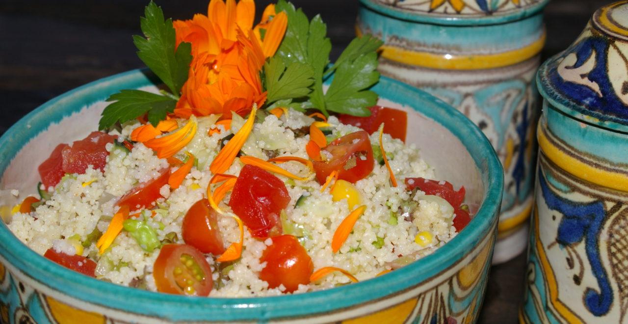 couscous mat Marokko