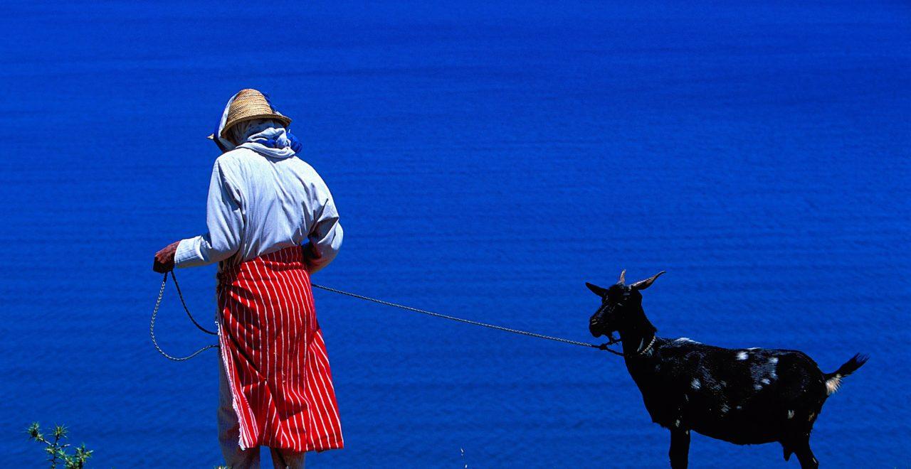 Den gamle kvinnen og havet Marokko