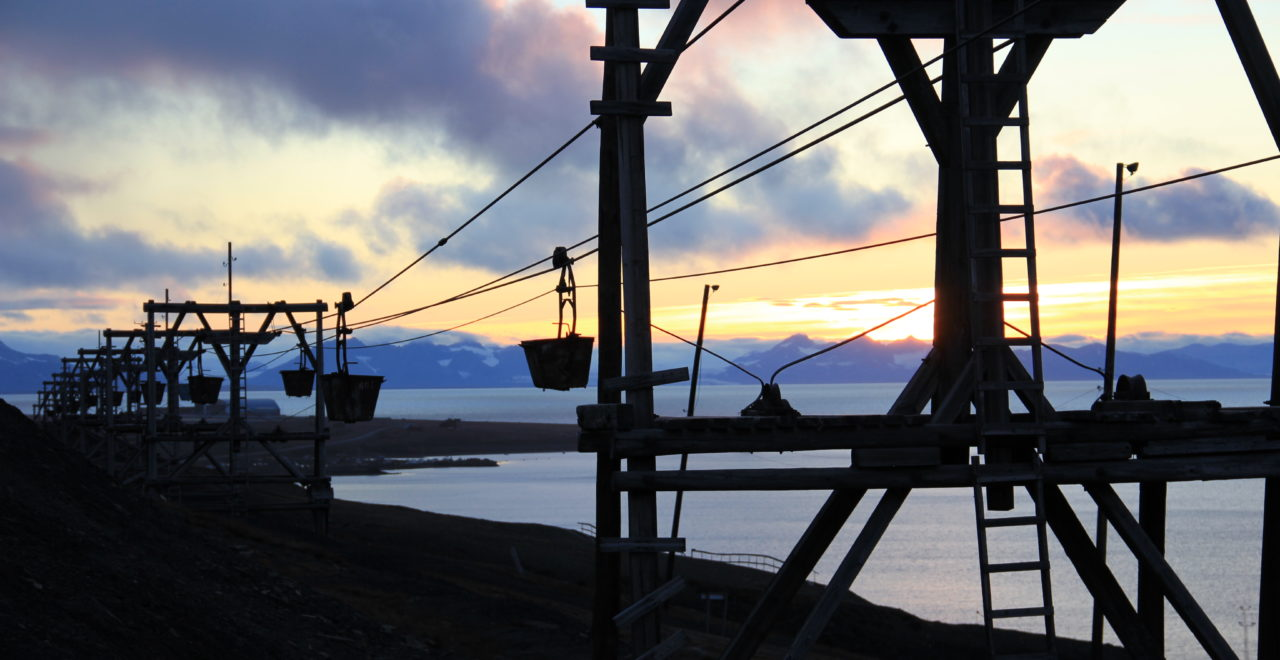 Svalbard gruve