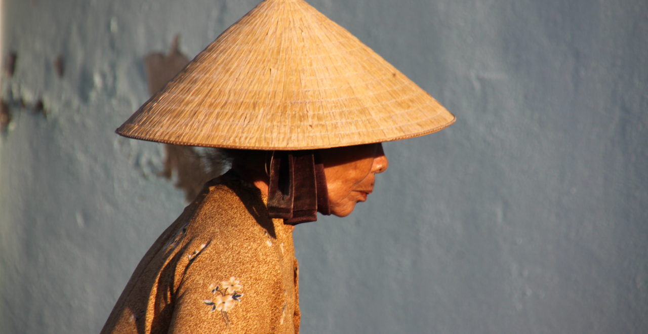 Vietnam kvinne fototur Hoi An