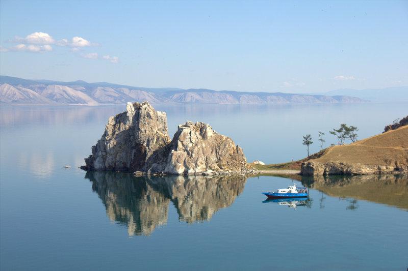 Mount Shaman Bajkalsjøen Russland