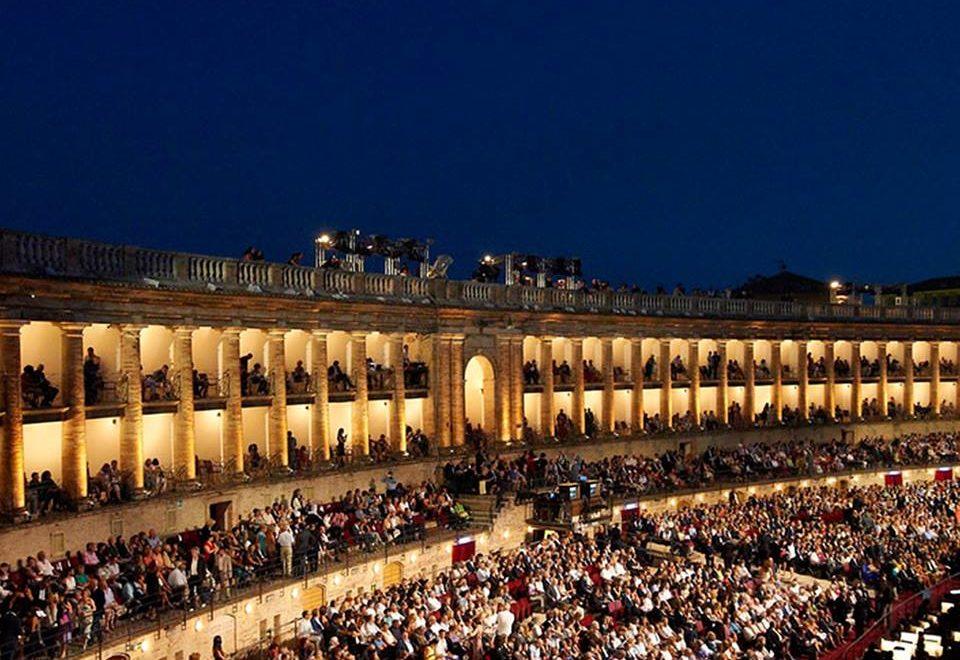 Opera Macerata, Marche, Italia