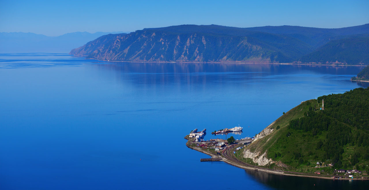 Chersky stone - Bajkalsjøen - Russland