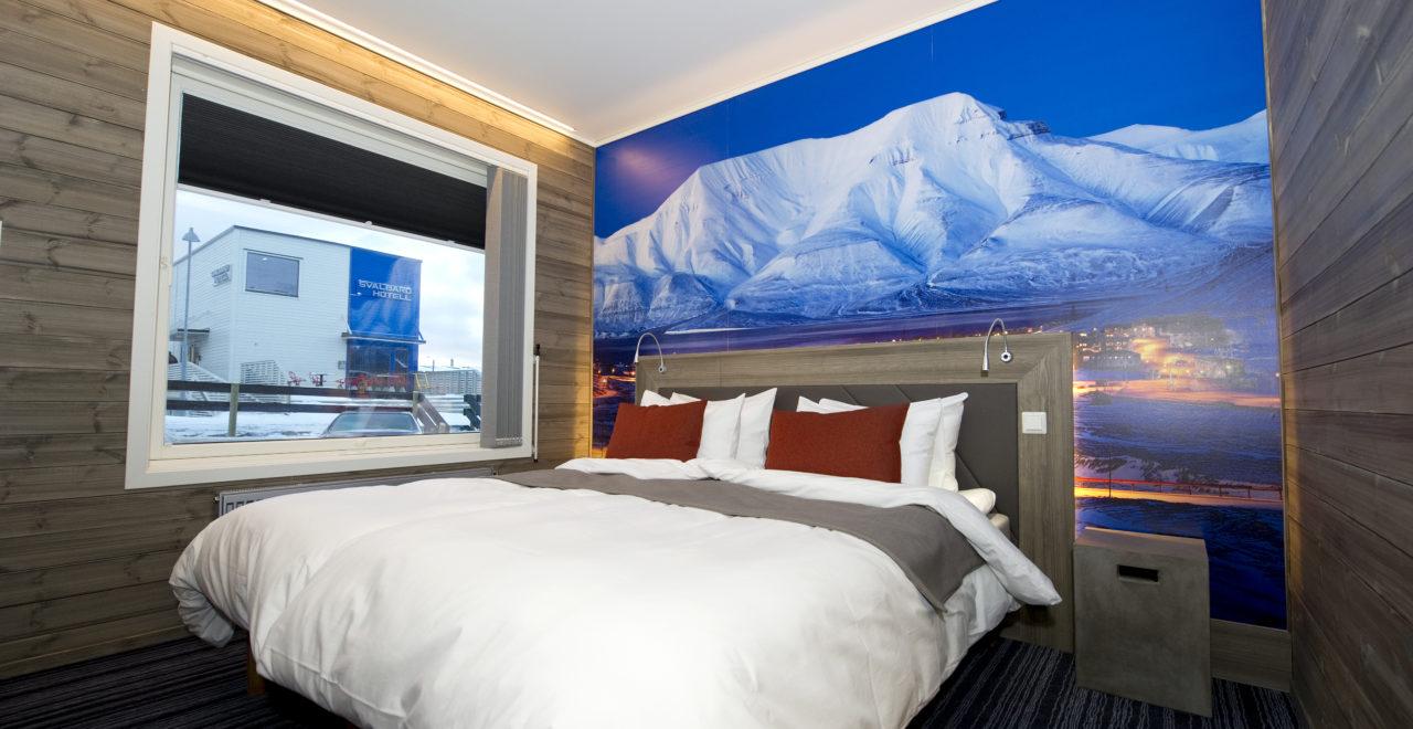 fotograf terje bjornsen_Svalbard_hotel
