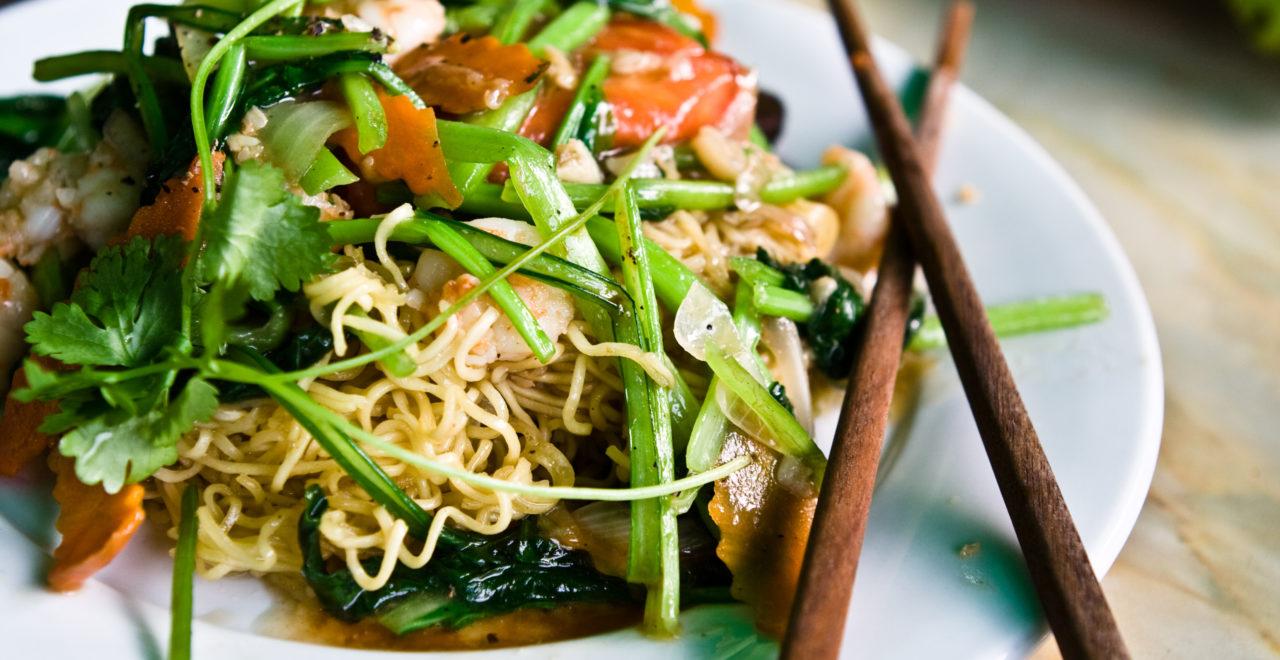 Vietnam mat nudler