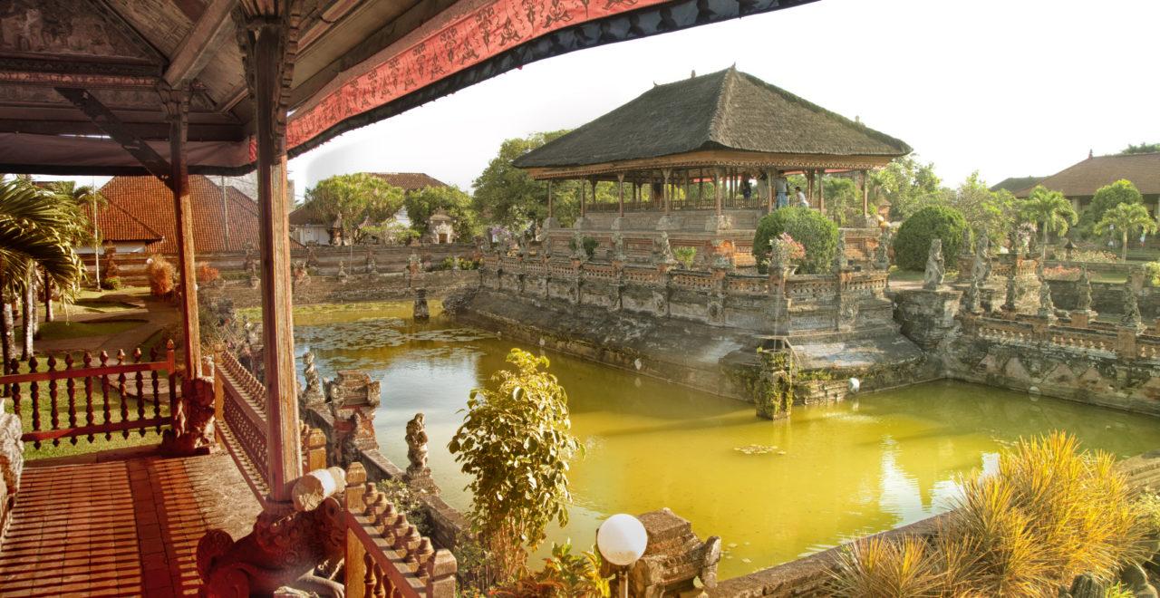 Indonesia Ubud Bali tempel