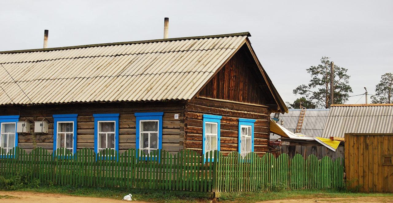 Khuzhir, Bajkalsjøen, Russland