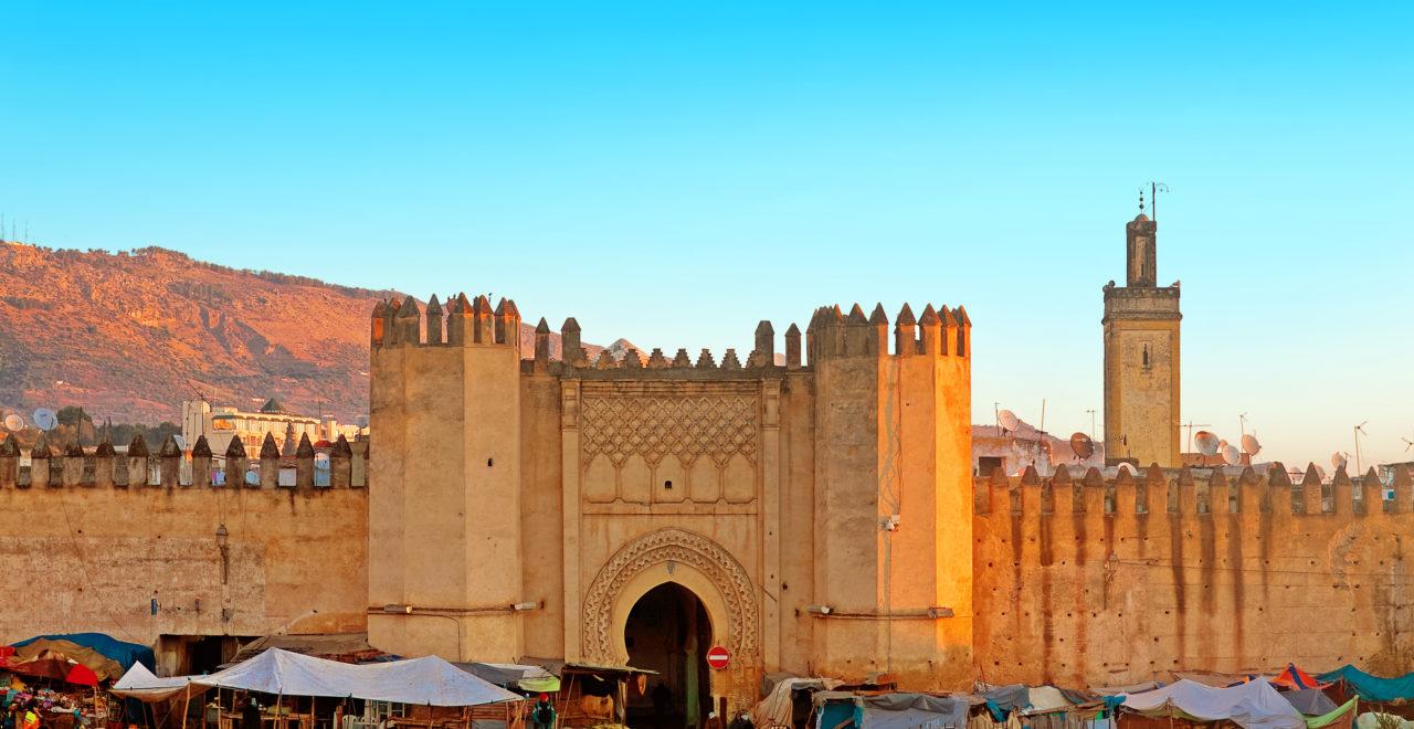 Fes, medina, Marokko