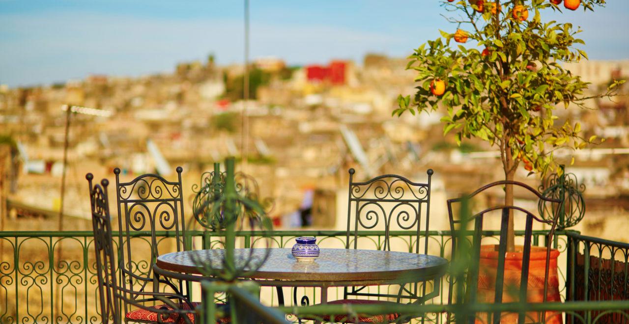 Marokko, Fes