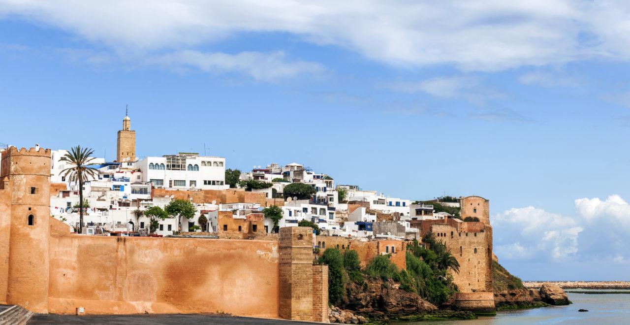 Rabat, Medina, Marokko