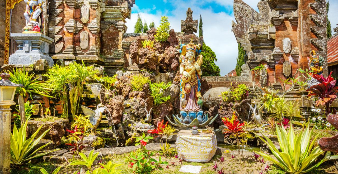 Hindu tempel Bali Indonesia