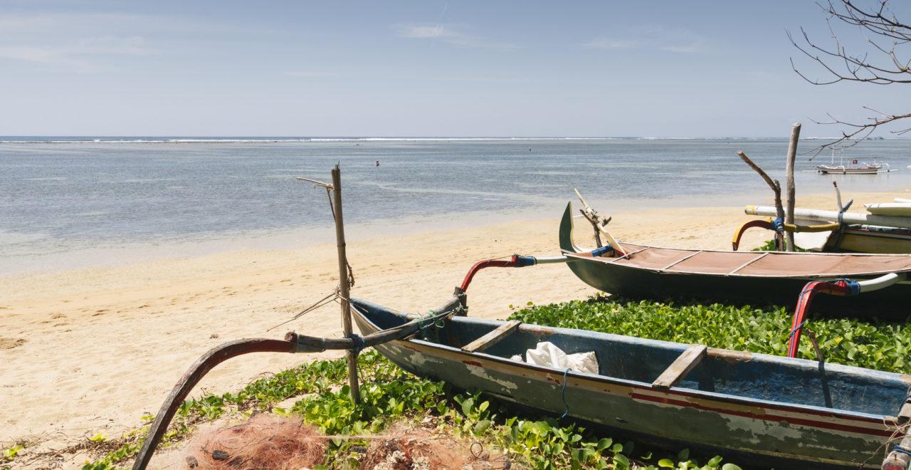 Indonesia Bali Sanur strand