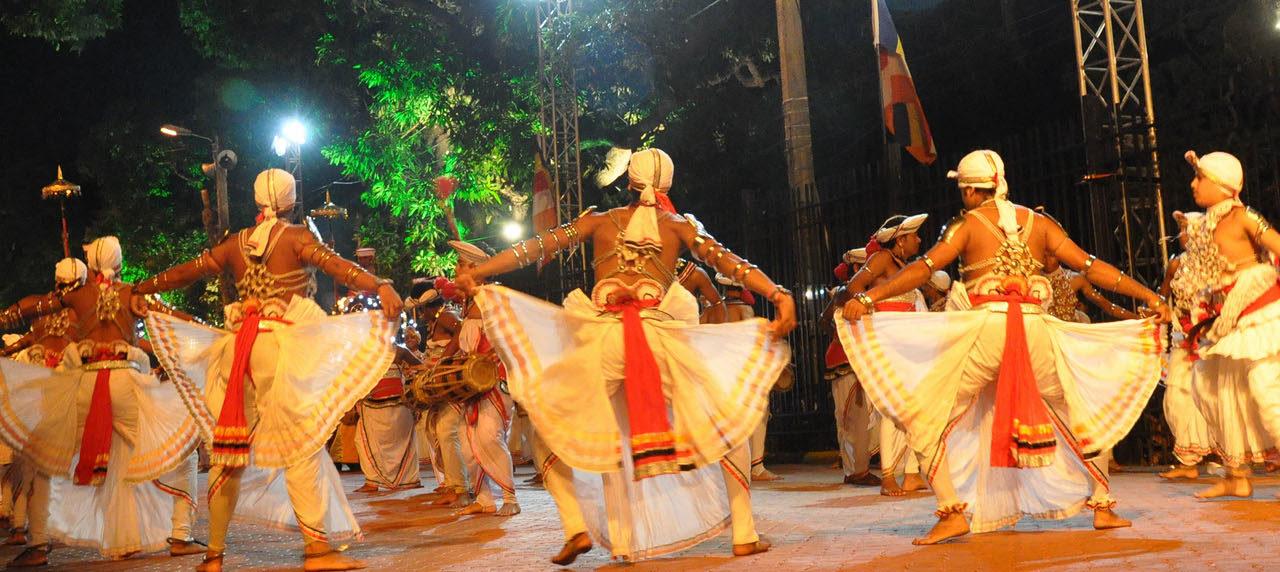 Kandy Perahera, Sri Lanka
