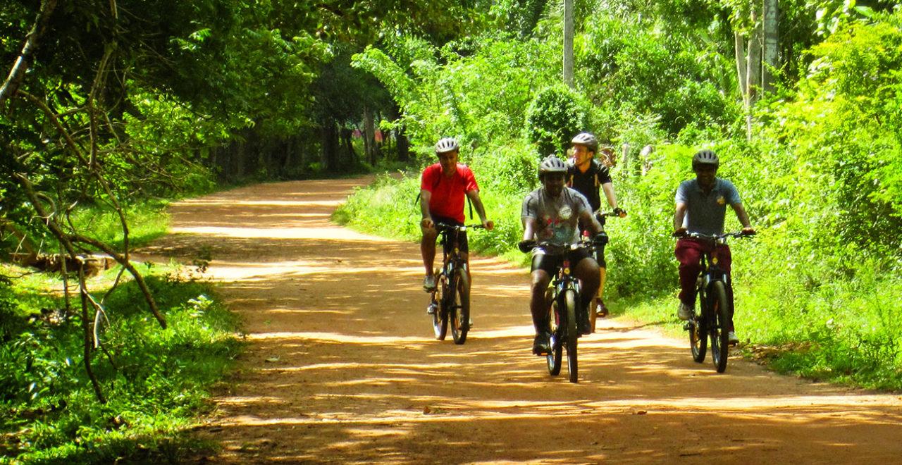 Sykkel, Sri Lanka
