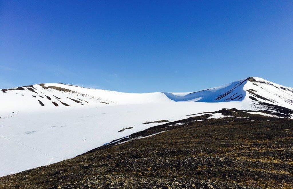Marit Brekke 2016__Sarkofagen_Svalbard