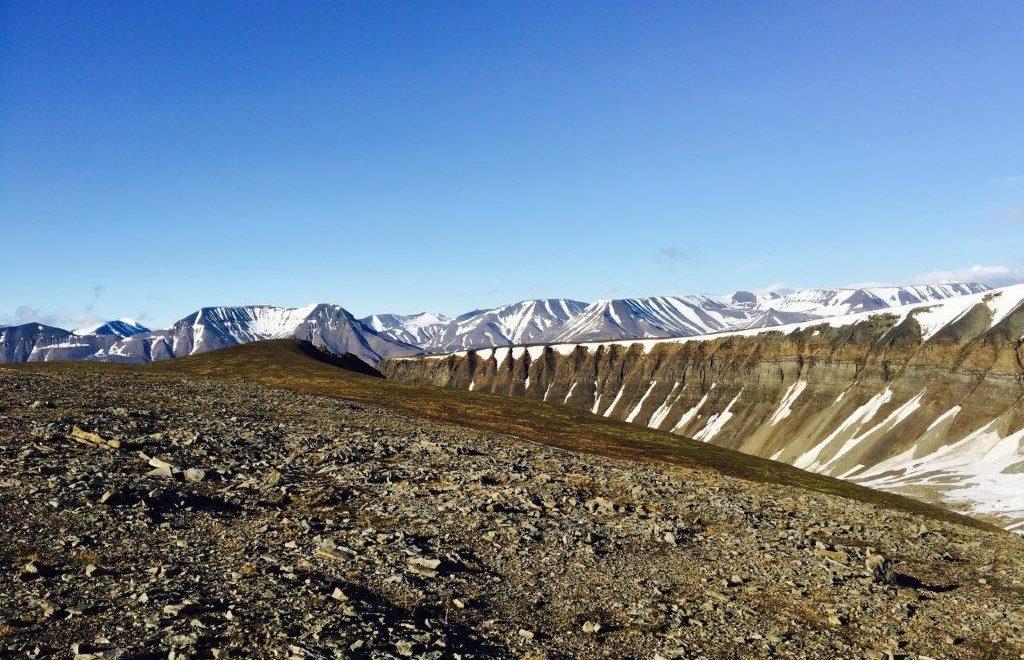Marit Brekke_Sarkofagen_Svalbard