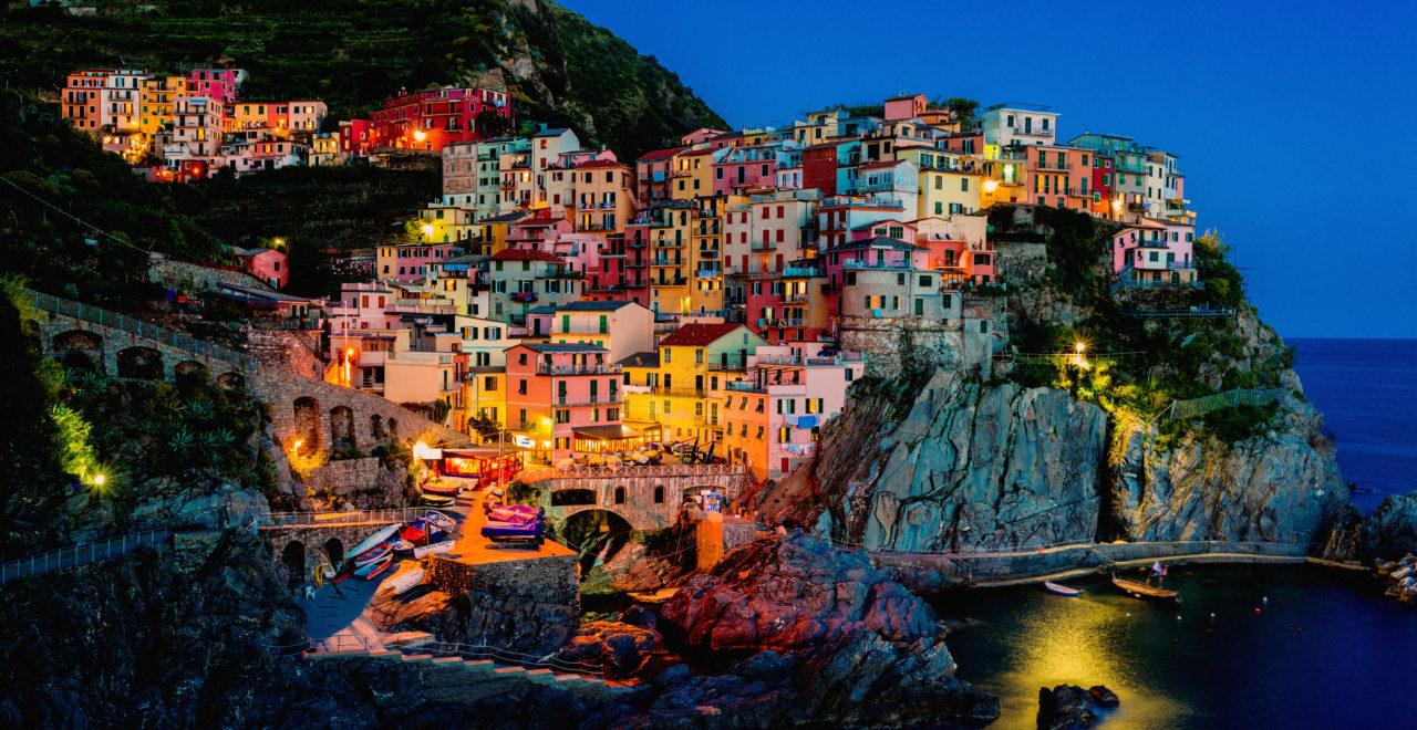 Manarola, Cinque Terre, Italia, Liguria