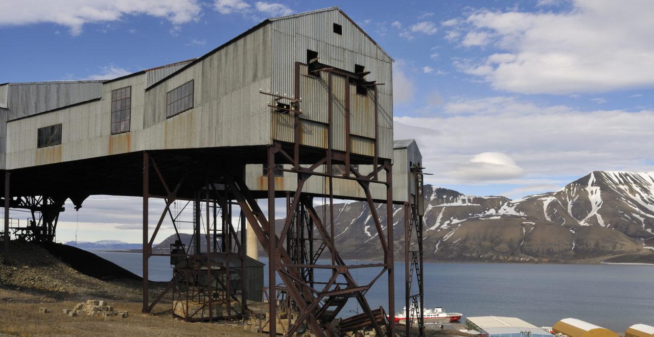 havn, Longyearbyen, Svalbard