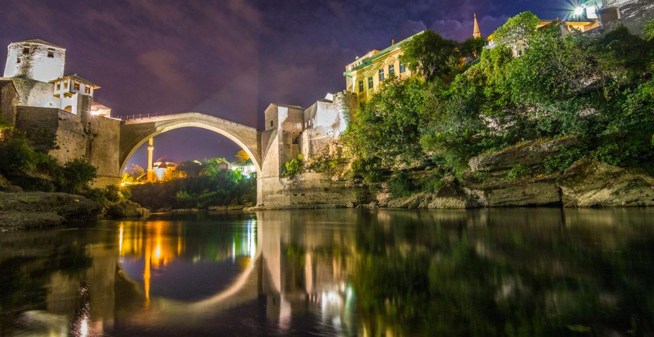 Bro Mostar Bosnia
