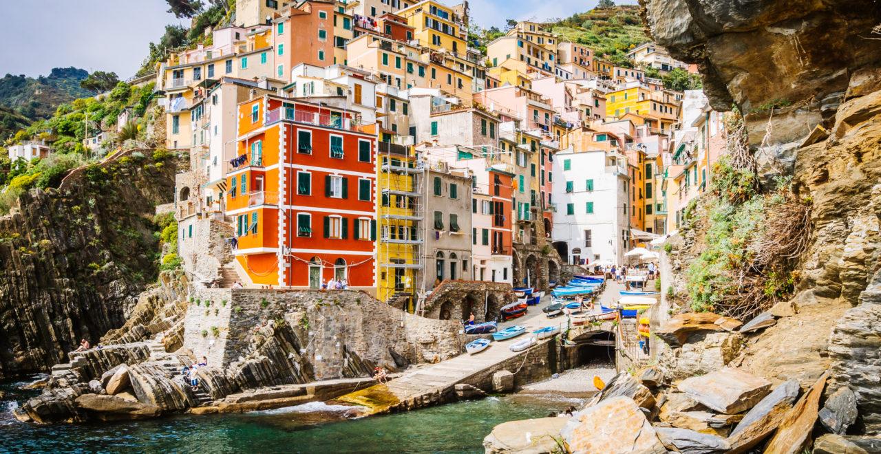 Riomaggiore, Cinque Terre, Italia, Liguria