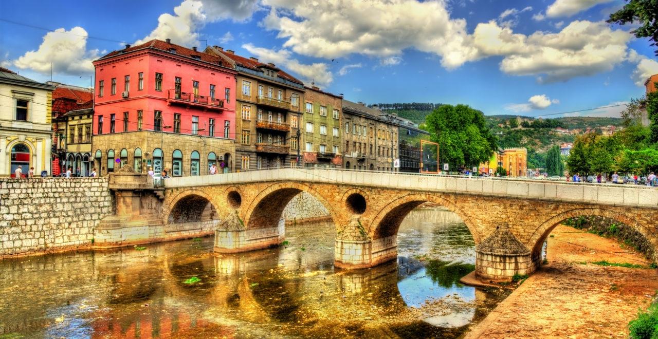 Latinbroen Sarajevo - Bosnia