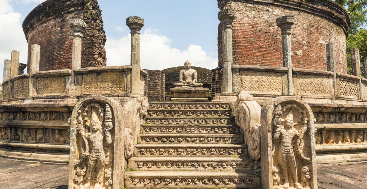 Polonnaruwa, Sri Lanka, Vatadage