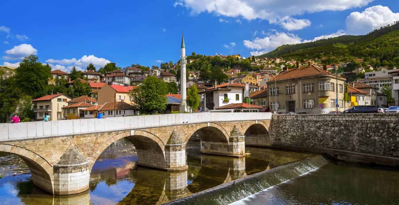 gamlebyen Sarajevo - Bosnia