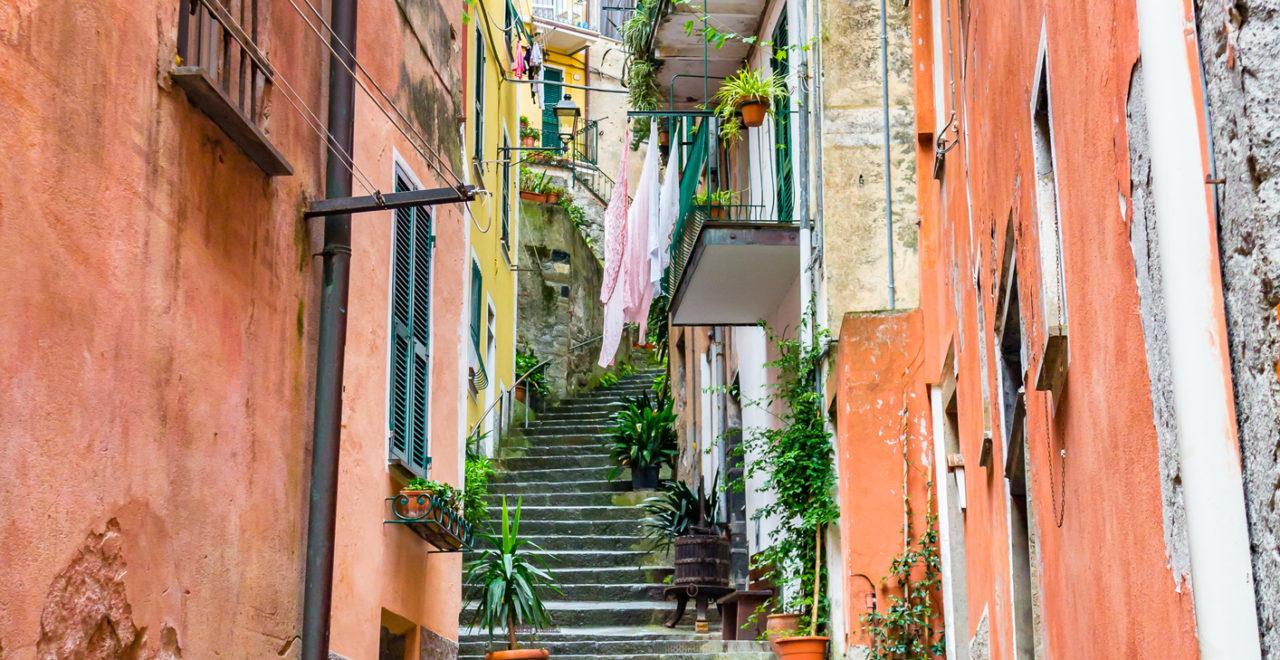 Monterosso, Cinque Terre, Italia, Liguria