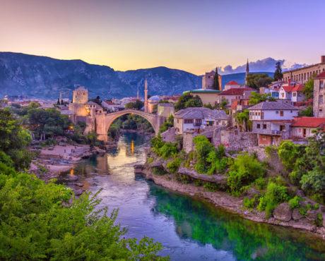 Mostar bro, Bosnia