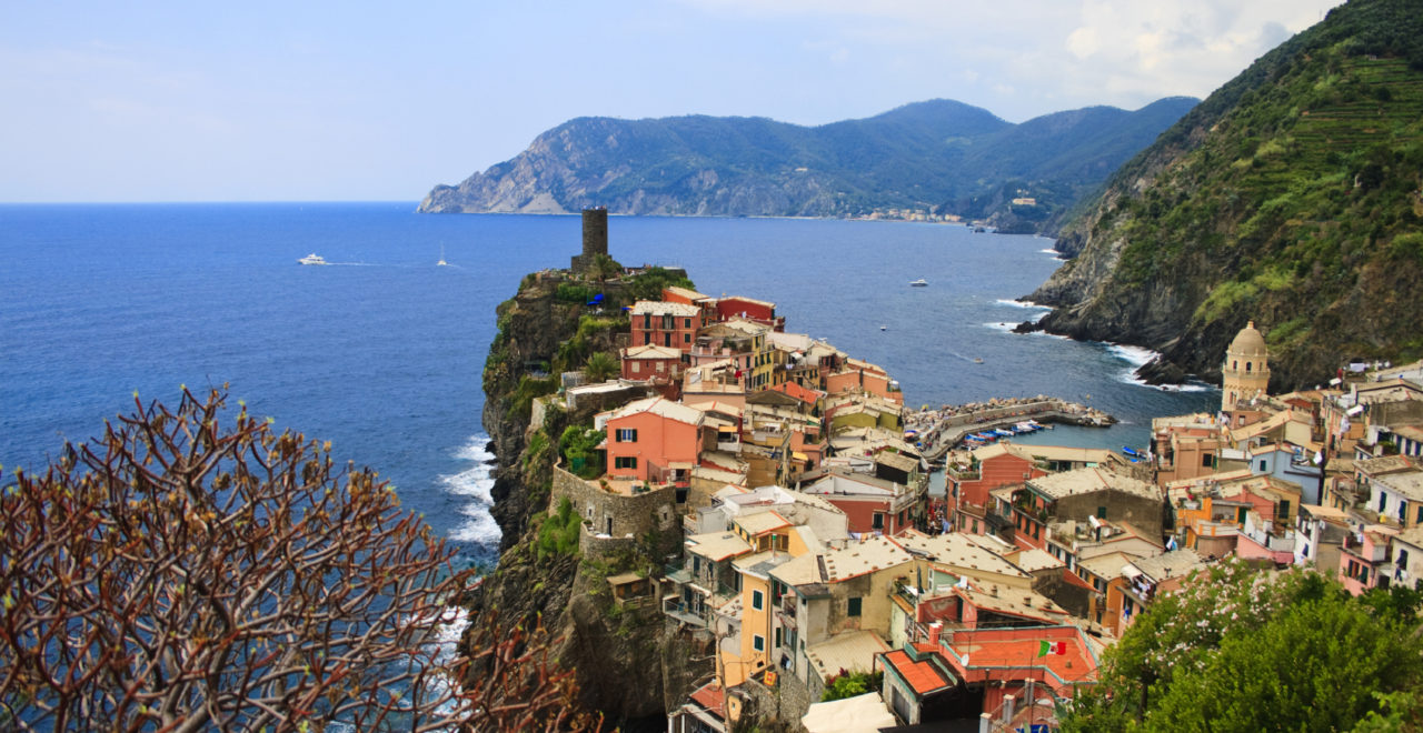 Vernazza, Cinque Terre, Liguria, Italia