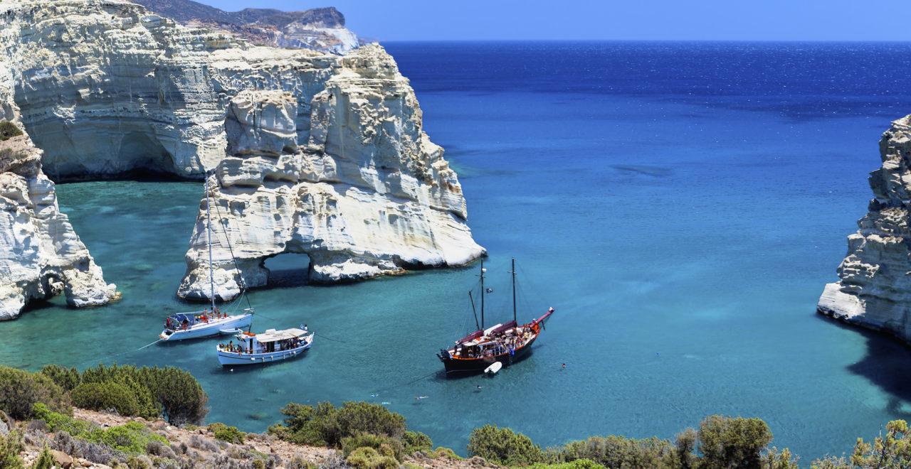 Hellas, Milos