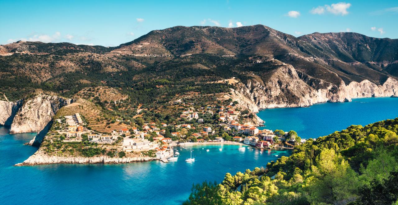 Hellas, Kefalonia, Assos