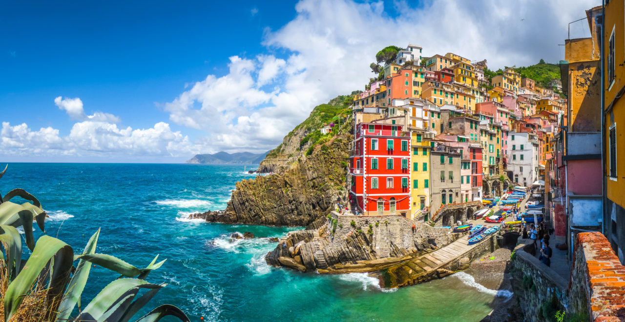 Riomaggiore, Cinque Terre, Liguria, Itaila