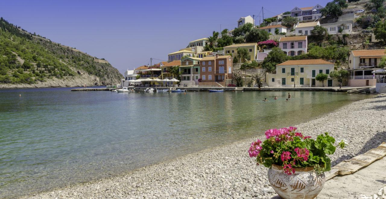 Assos, Kefalonia, Hellas
