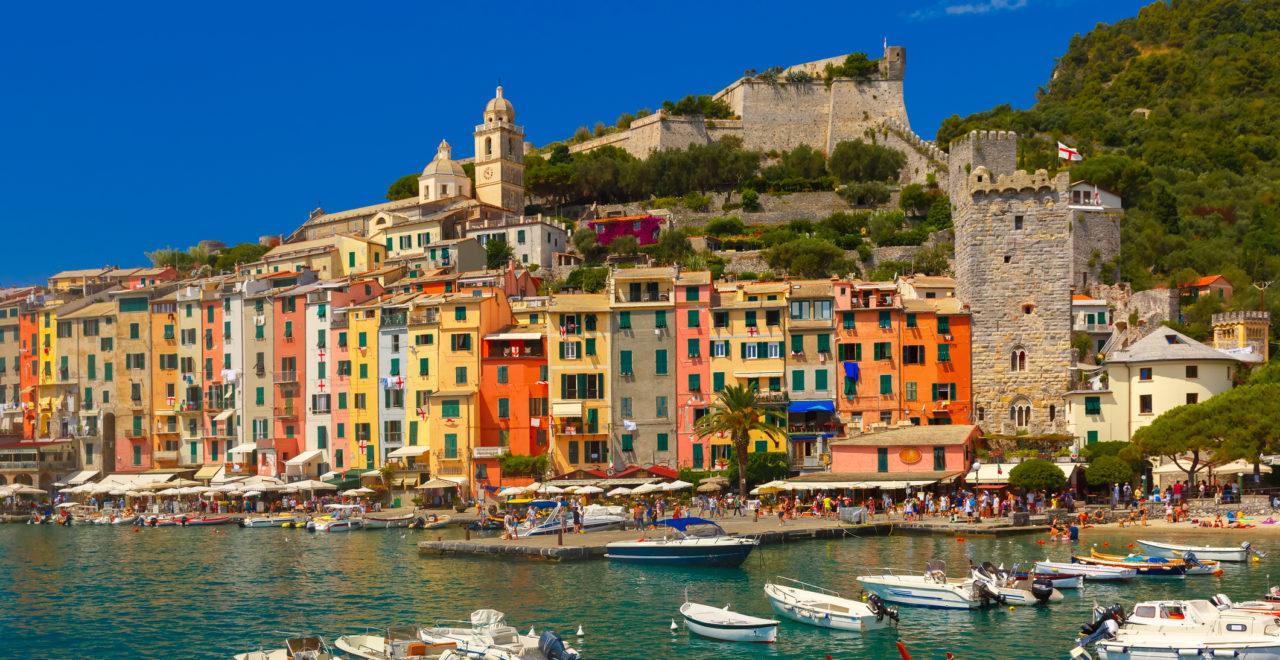 Italia, Liguria, Portovenere