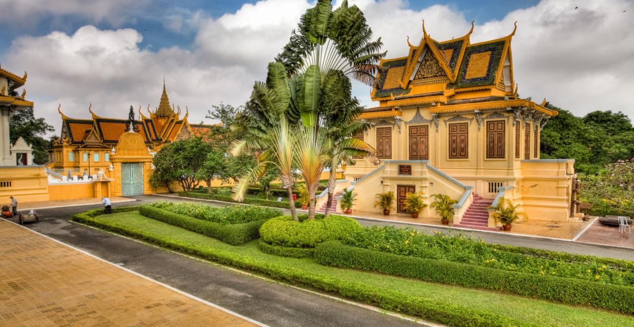 Royal Palace, Kambodsja