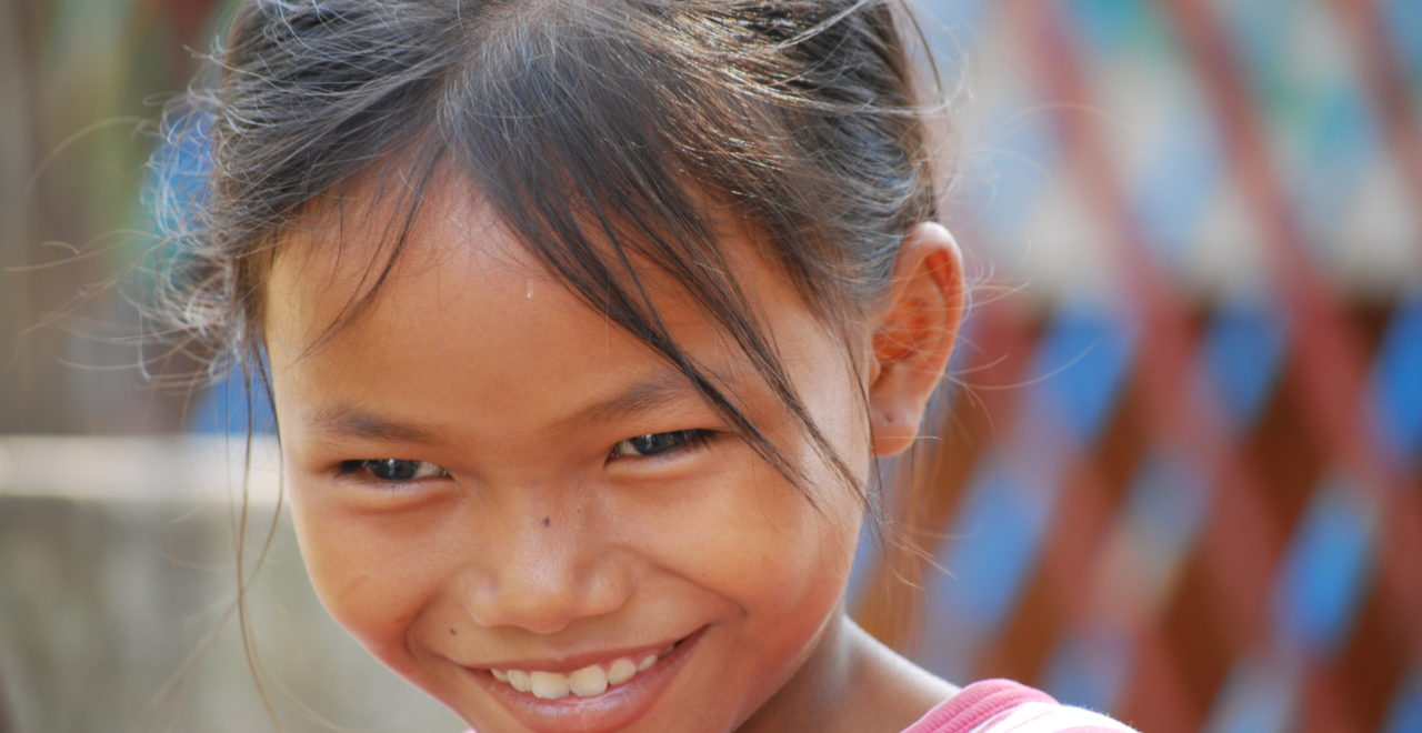 Kambodsja, barn