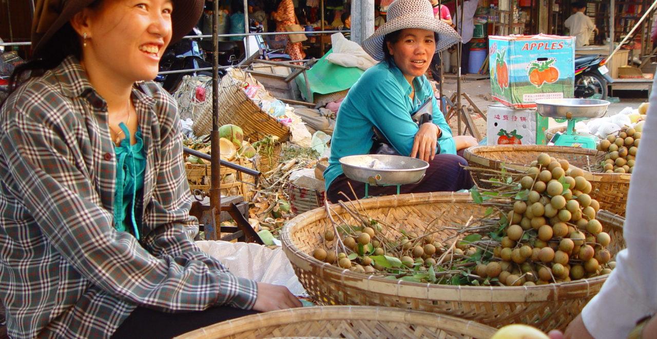 Kambodsja_marked