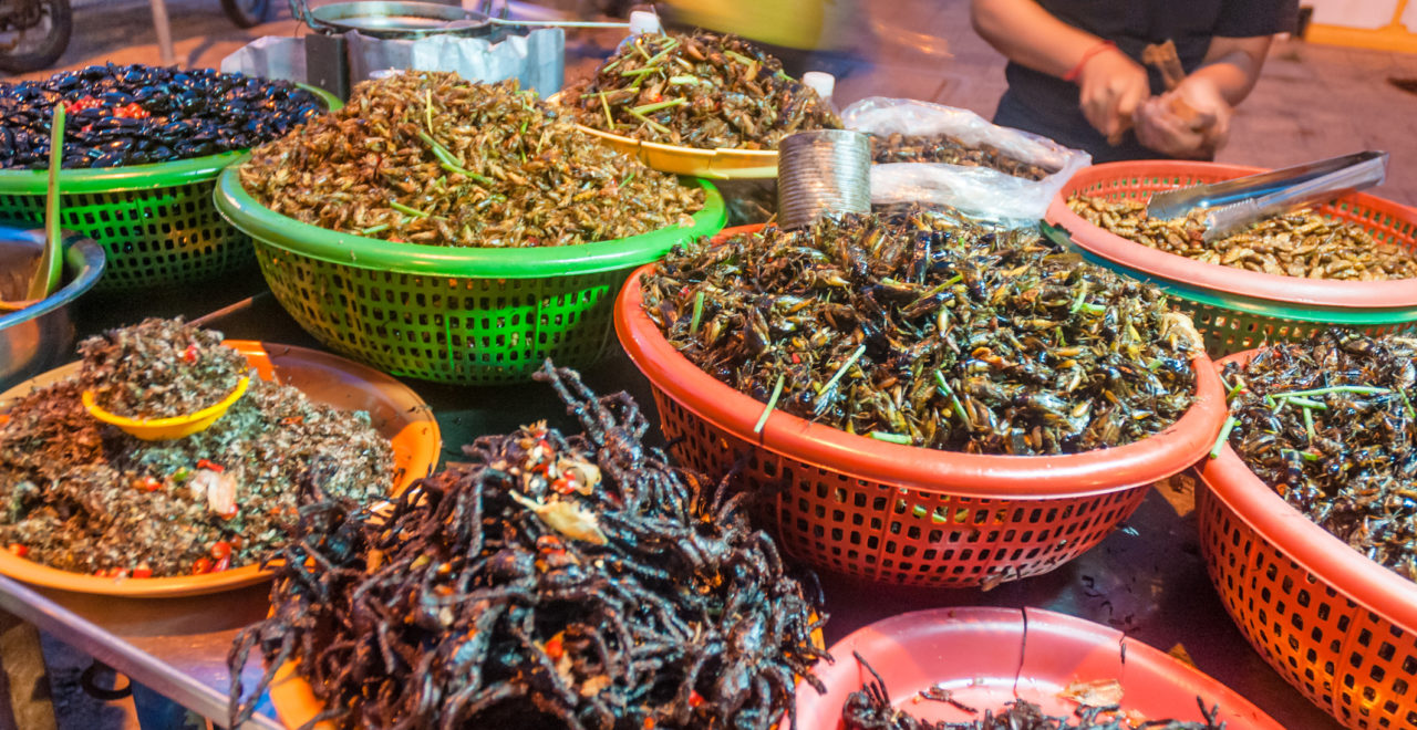 Marked, Phnom Penh, Kambodsja
