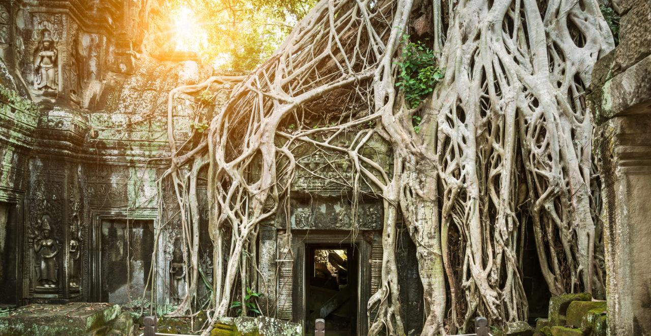 Angkor Wat, Kambodsja, Siem Reap
