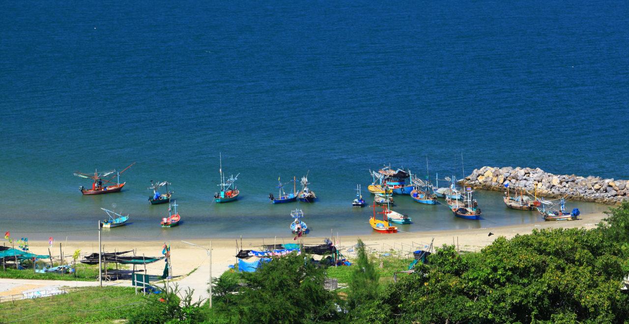 Hua Hin, Thailand, strand