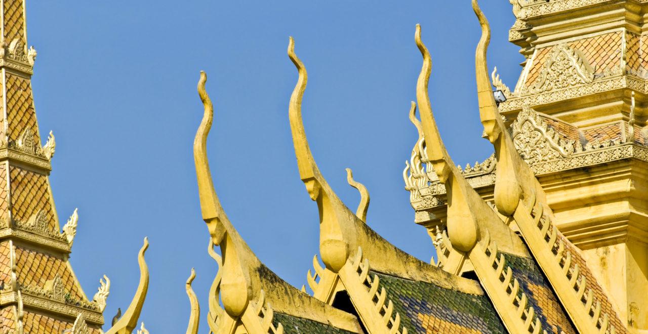 Kambodsja, Royal Palace, Phnom Penh