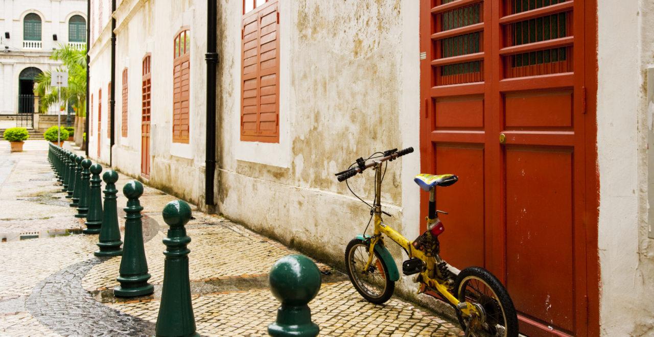 Back Streets of Macao, Kina